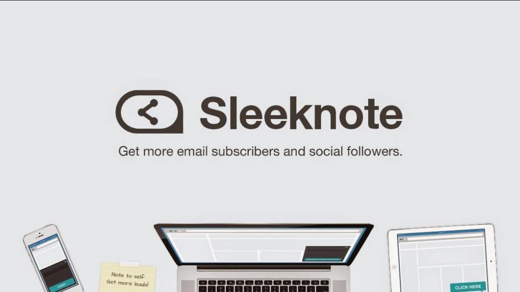 hello bar alternatives - 07 sleeknote