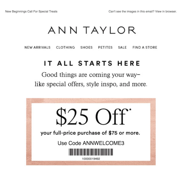 Ann - Email Marketing for eCommerce