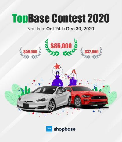 TopBase - ShopBase Holiday Contest